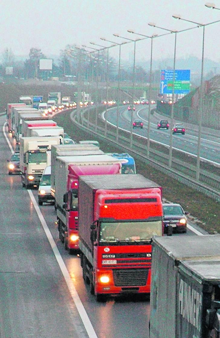 224 kilometry  tak wyglądała sieć  autostrad w  1989 roku. Tylko 94 kilometry to była zasługa PRL-u, reszta... Hitlera. Wielkopolska zawdzięcza swoją