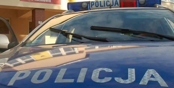 Policjanci pracujący na Nabrzeżu Kapitańskim byli mocno zaskoczeni, kiedy okazało się, że mężczyzna wszystko upozorował.