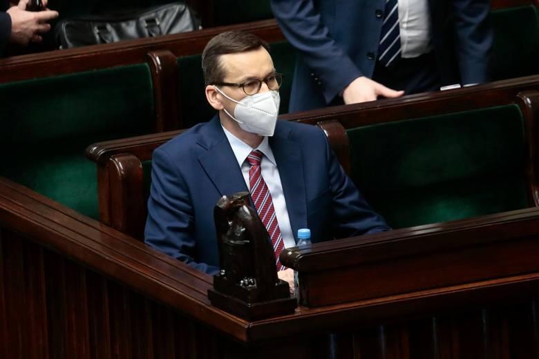 Spadają rankingi poparcia dla rządu Mateusza Morawieckiego.