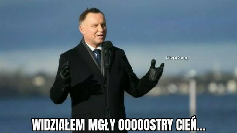 Andrzej Duda w #hot16challenge2. Memy po rapowaniu prezydenta rozgrzewają internet. Zobacz najlepsze memy!