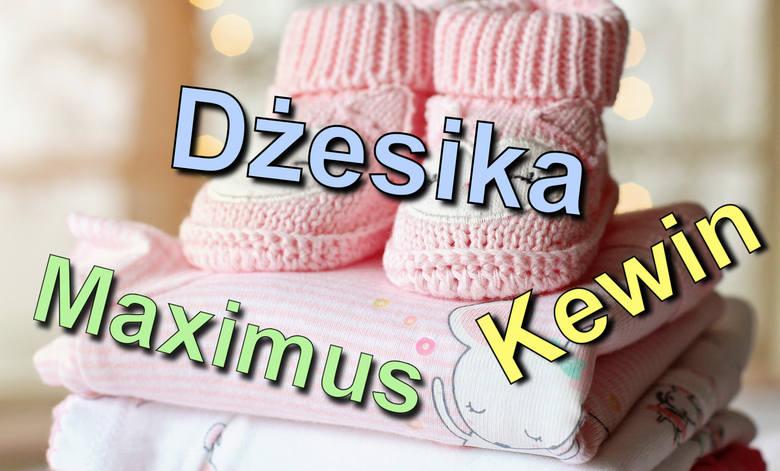 W 2017 roku chłopcom częściej nadawano imię Kewin niż Wiesław. Przeglądając bazę można natrafić na bardzo ciekawe imiona żeńskie i męskie, które nadano