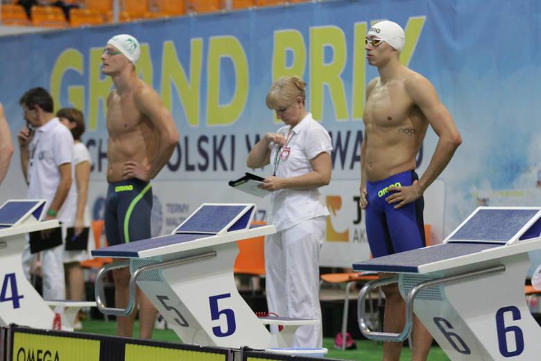 Czy Kacper Majchrzak wygra w wyścigu na 100 m kraulem z Konradem Czerniakiem?