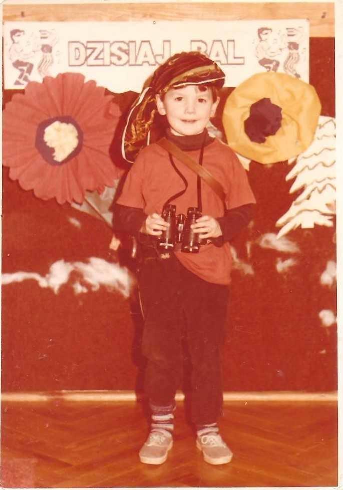 Od urodzenia Tomek był samodzielny, w klasie maturalnej wyprowadził się z domu