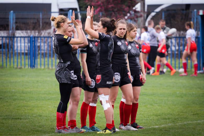 Sparing z Richmond Women był dla poznanianek cenną lekcją rugby