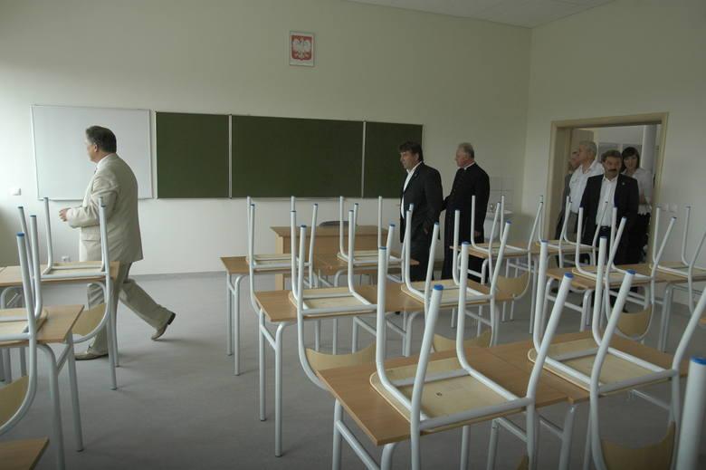 Co czeka gimnazja w powiecie poznańskim?
