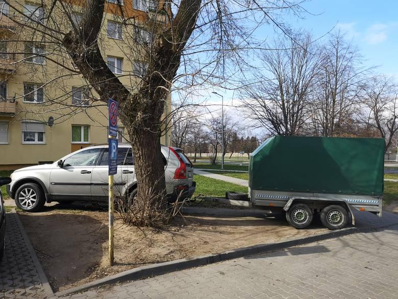 Poprosiliśmy internautów o zdjęcia radomskich Mistrzów Parkowania.  Też masz jakieś zdjęcie? Wyślij je na radom@echodnia.eu lub na nasz Facebook.
