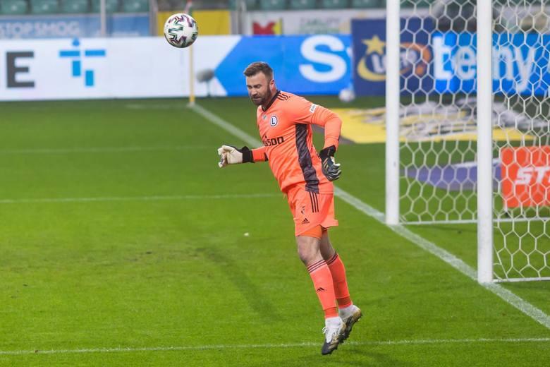 Wiek: 41 latPozycja: bramkarzMecze w reprezentacji: 65Ulubieniec Żylety powrócił na Łazienkowską, ale z klubem związał się tylko rocznym kontraktem.