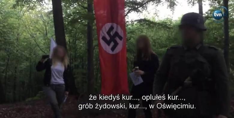 Urodziny Hitlera w Wodzisławiu Śl. zostały wyreżyserowane za 20 tys. zł? TVN zaprzecza doniesieniom portalu Wpolityce.pl