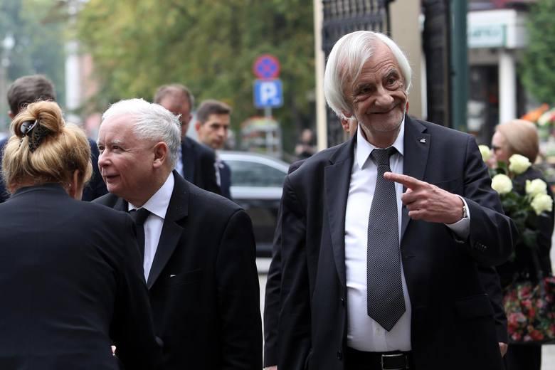 Jaroslaw Kaczynski i Ryszard Terlecki