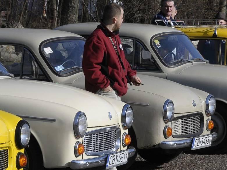 Trwa 3. Bydgoska Syreniada. Zobacz zdjęcia aut!