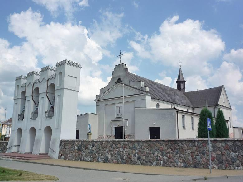 18. Rutki-Kossaki (powiat zambrowski) - 1337 mieszkańców