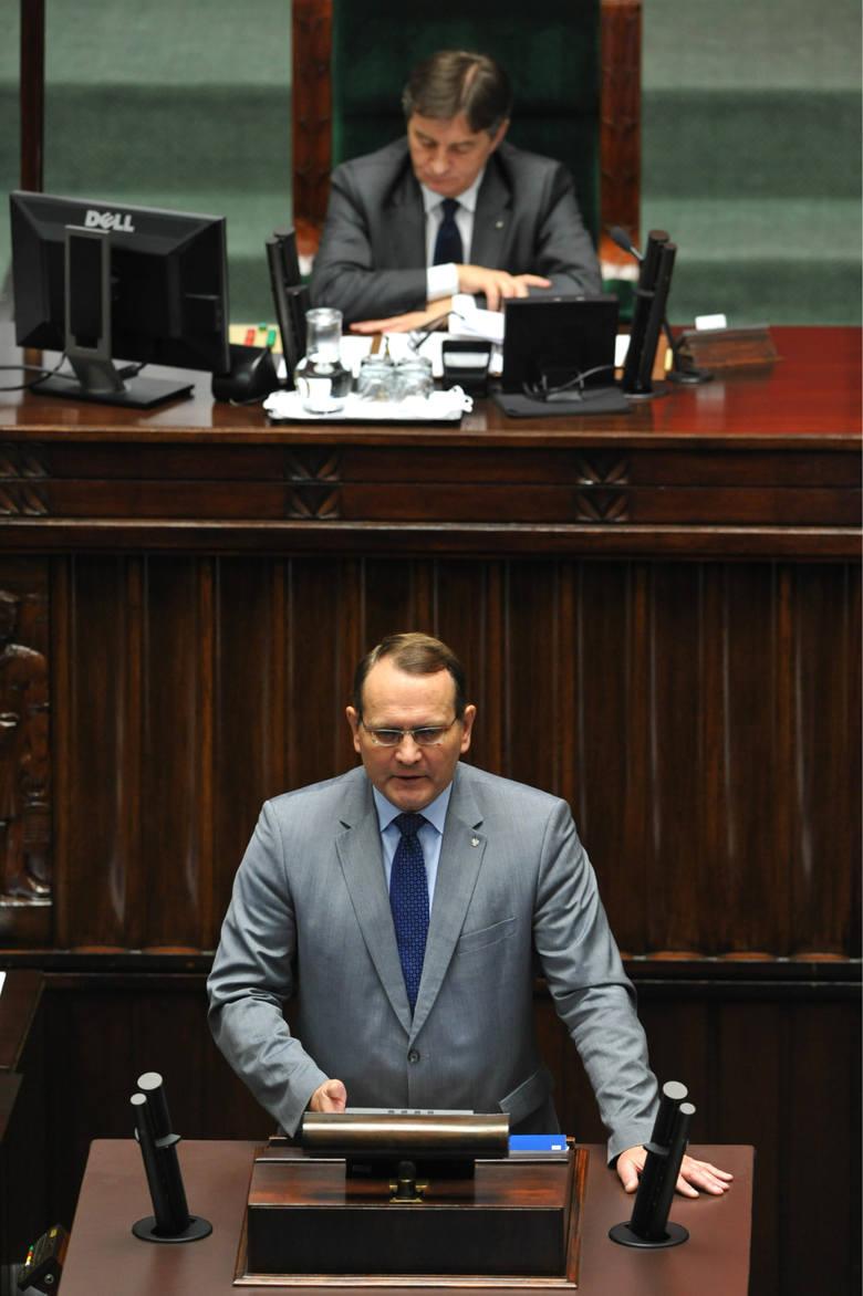 Eugeniusz Kłopotek jest najbardziej znanym, bo wyrazistym działaczem lokalnego PSL.