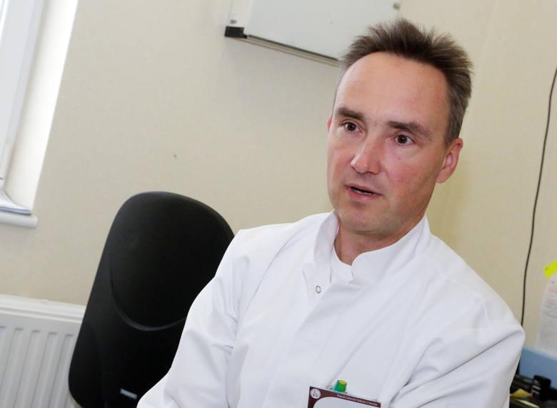 Dr hab Bartosz Kubisa