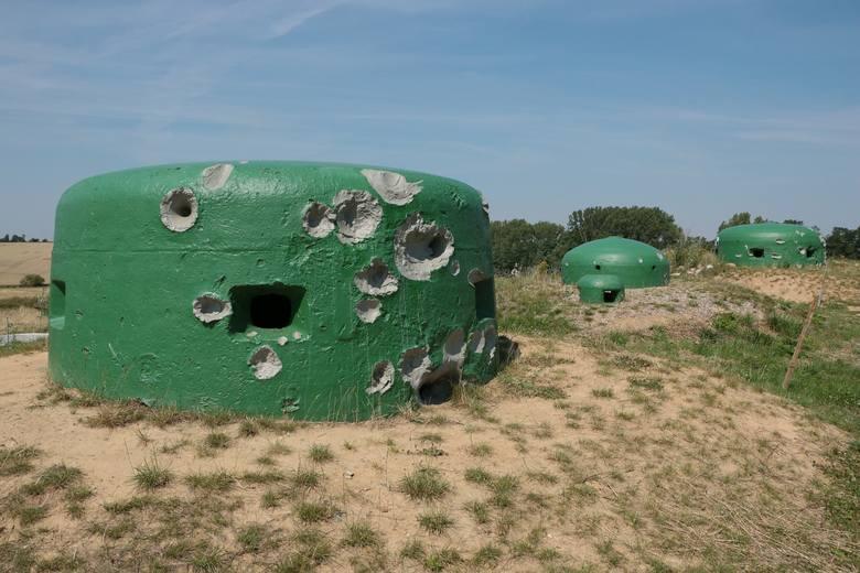 Międzyrzeckie bunkry są turystycznym hitem powiatu i regionu.