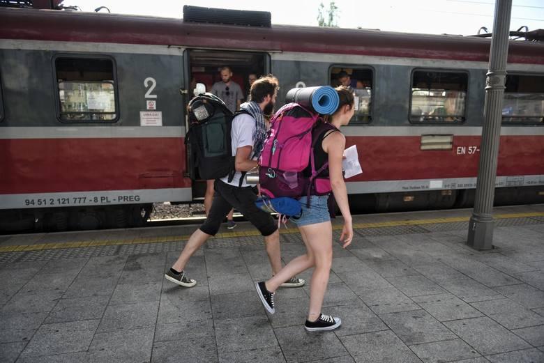 Pol'and'Rock Festival 2019. Premier: Poleciłem przygotowanie pociągów, które dowiozą uczestników na festiwal w Kostrzynie