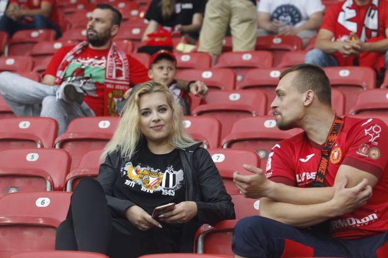 Kibice Widzewa na meczu z Lechem II! Zobacz zdjęcia