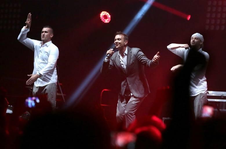Do Szczecina przyjechały gwiazdy muzyki disco polo. Koncert odbył się w piątek 10 listopada w hali Azoty Arena.