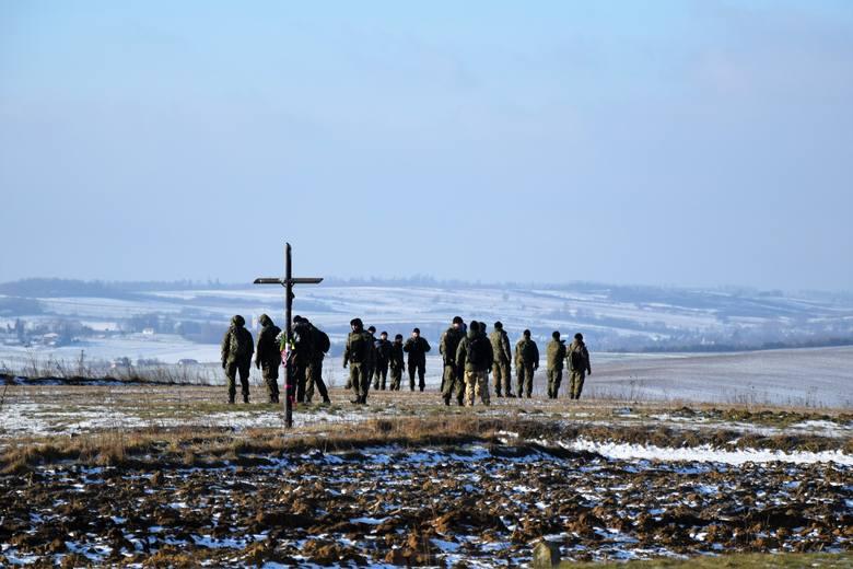 Rejon Przemyśla, głównie ze względu na geografię, jest doskonałym miejscem do ćwiczenia dla studentów Akademii Sztuki Wojennej.