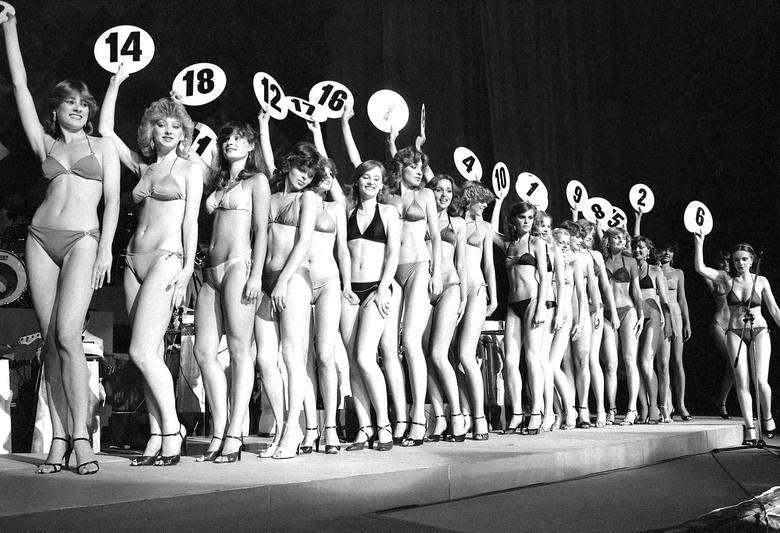 Jak wybierano Miss Polonia za sanacji i w czasach PRL: ślicznotki i skandalistki