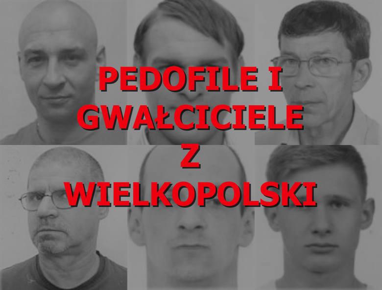 Pedofile i gwałciciele z Wielkopolski zarejestrowani na stronie Ministerstwa Sprawiedliwości.<br /> <br />...