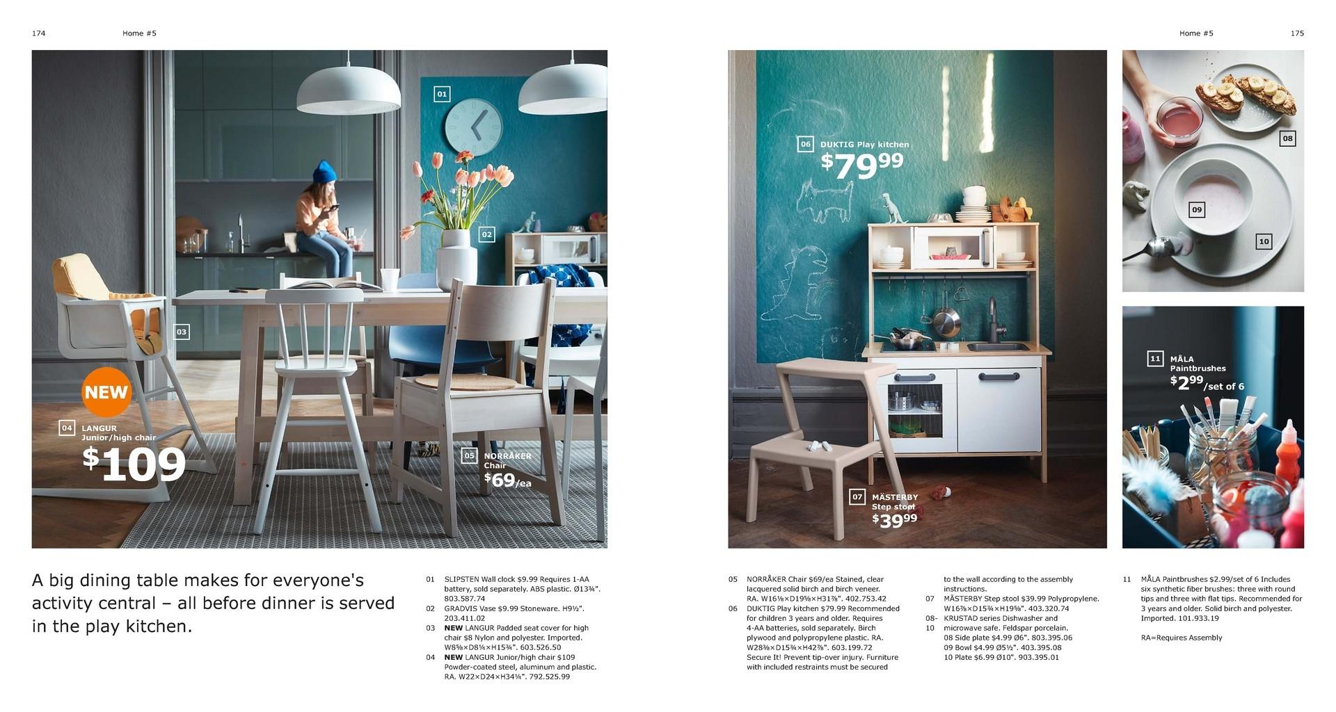 nowy katalog ikea 2019 zobacz ca y katalog zanim trafi do sklep w. Black Bedroom Furniture Sets. Home Design Ideas