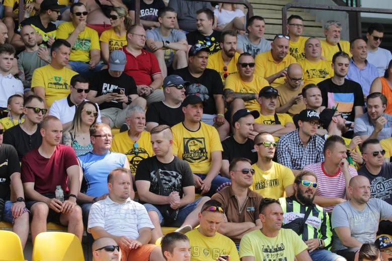 11. miejsce (ex aequo): GKS KatowiceKto wygra mecz? GKS! Kto? GKS! Kto? GKS GKS GKS! Zobacz kolejne zdjęcia. Przesuwaj zdjęcia w prawo - naciśnij strzałkę