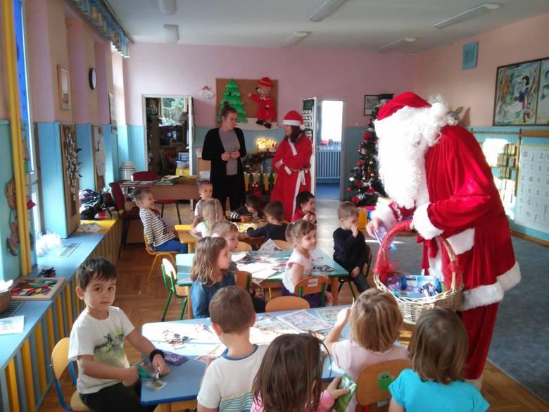 Czekoladowy Mikołaj rządzi niepodzielnie w Skierniewicach