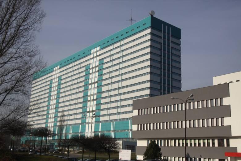 Zaginiona nastolatka jest pacjentką Centralnego Szpitala Klinicznego przy Czechosłowackiej w Łodzi.
