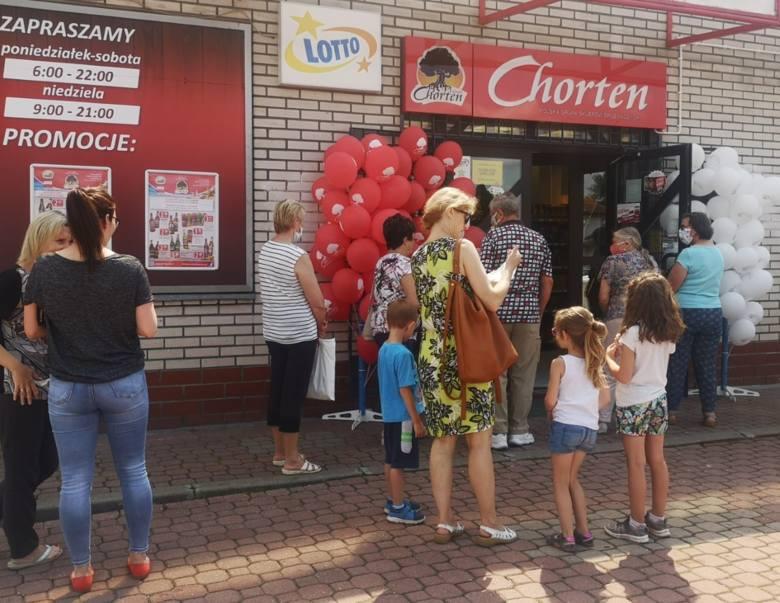 Grupa Chorten otworzyła swój 1950 sklep. Tym razem w Białymstoku. To Delikatesy u chłopców.