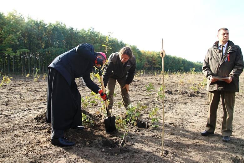 Uroczystości rozpoczęły się mszą świętą celebrowaną przez Biskupa Diecezji Koszalińsko-Kołobrzeskiej Księdza Krzysztofa Włodarczyka oraz kapłanów Parafii