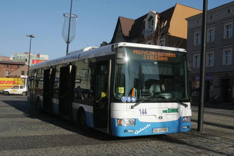 Rybnik: Z powodu smogu autobusy wożą pasażerów za darmo