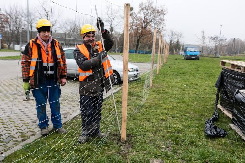 Przebudowa na ul. Szafera w Szczecinie. Ruszył wielki remont. Na koniec prac zaczekamy do wiosny 2021 roku
