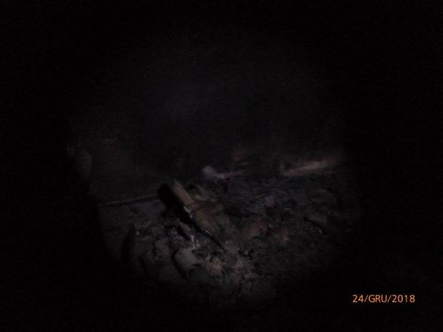 Cztery pożary w Wigilię w powiecie lublinieckim