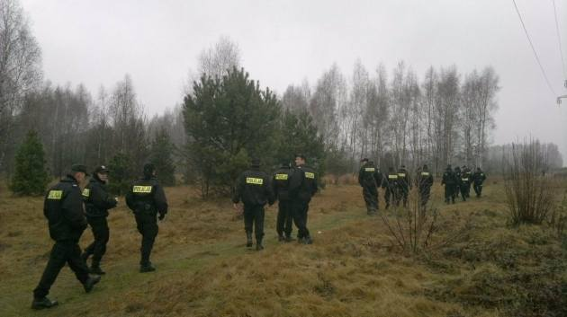 Zaginionego mężczyzny poszukiwało we wtorek 60 policjantów.