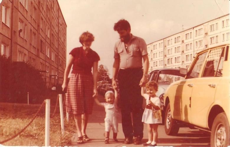Rodzina Lipińskich w komplecie