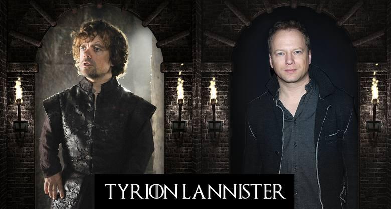 Tyrion Lannister: Maciej Stuhr