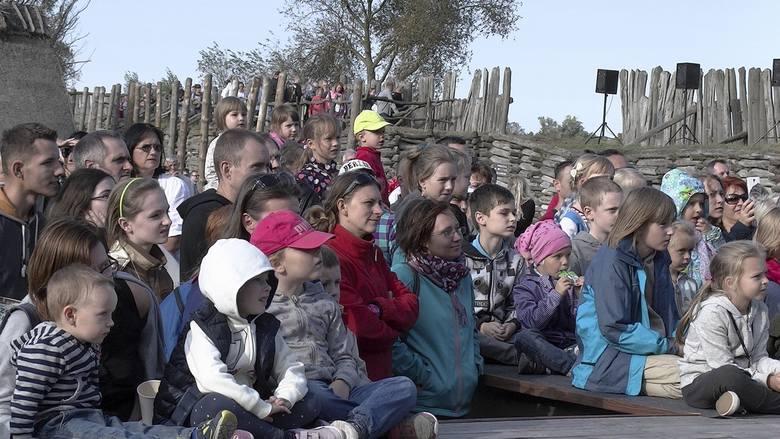 Festyn archeologiczny w Biskupinie jeszcze przez cały tydzień