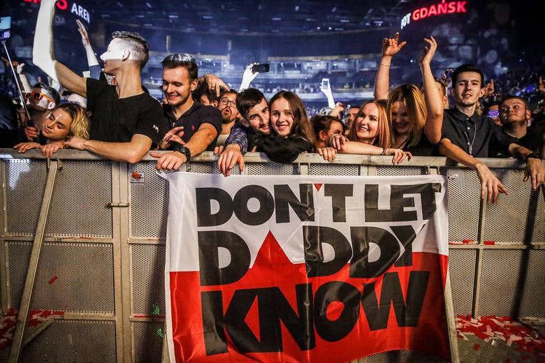 DJ Tiesto wystąpił pod imprezy Don't Let Daddy Know w Ergo Arenie.