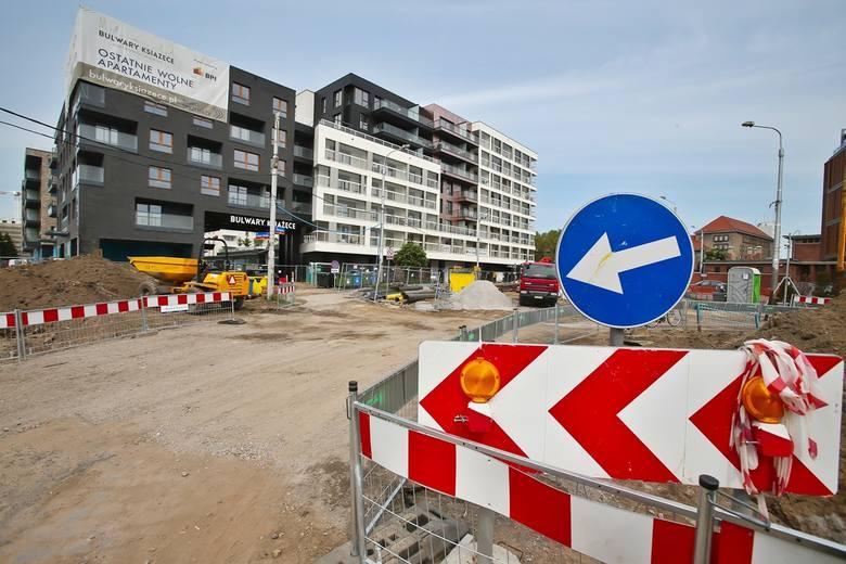 Kolejne etapy przebudowy Mostów Pomorskich pochłoną 21 mln zł.