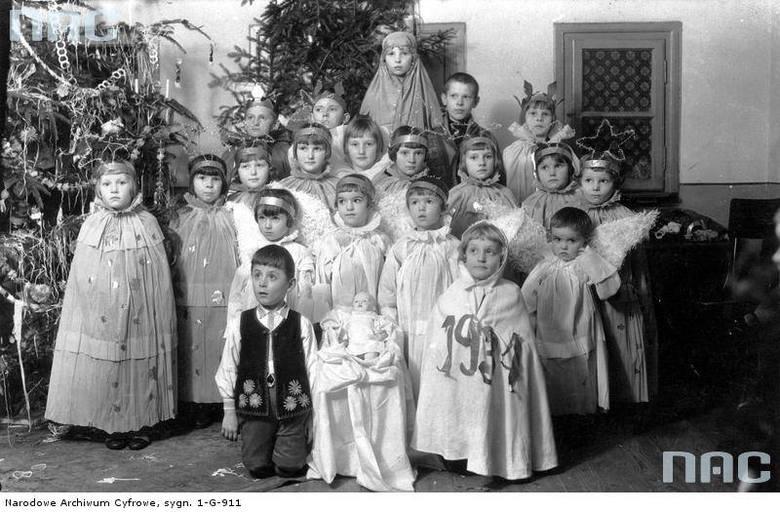 Jasełka zorganizowane przez Rodzinę Pocztową w Skarżysku.