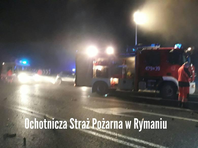 Do tragicznego wypadku doszło w czwartkowy wieczór na drodze krajowej nr 6 w okolicach miejscowości Rzesznikowo.Do zdarzenia doszło w okolicach skrzyżowania