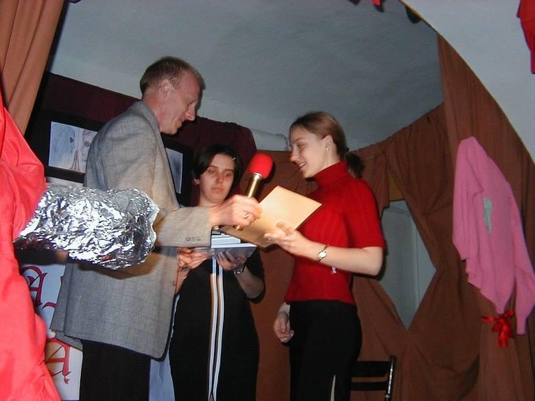 Archiwalne zdjęcia z Kwietniowych Spotkań z Poezją.