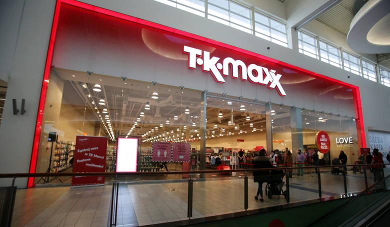 Nowy TK Maxx w Katowicach otwarty. Znajduje się w Silesia City Center