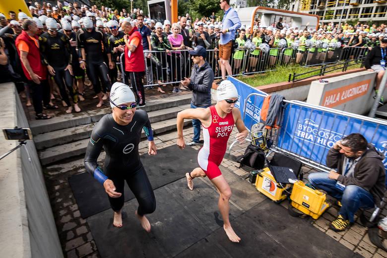 triathlon w bydgoszczy