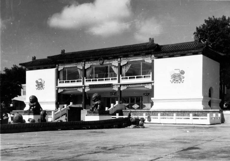 Targi chińskie w Poznaniu od środy. Tak było w 1996 roku