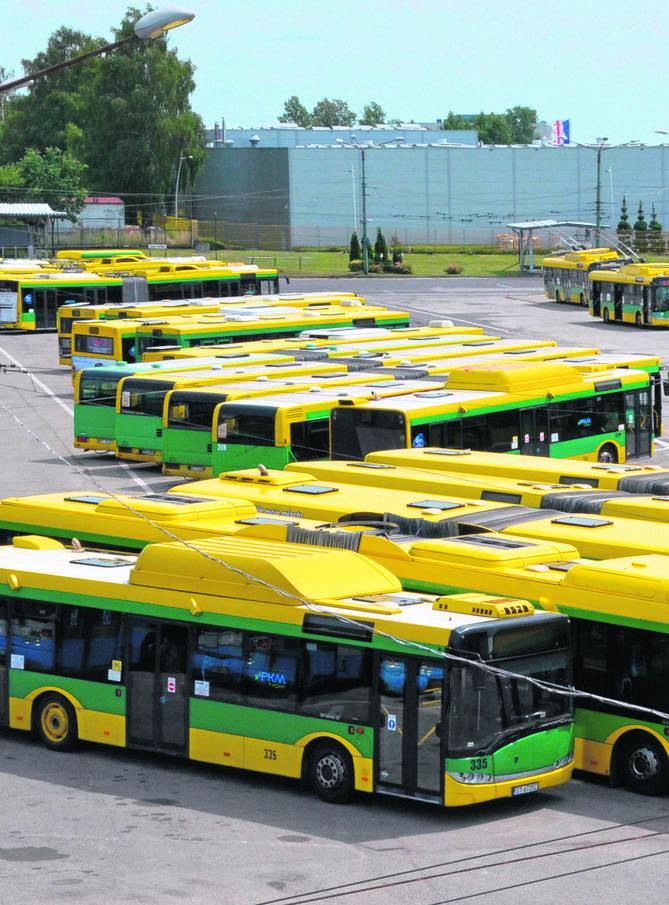 Autobusy i trolejbusy na gaz będą jeździły w Tychach