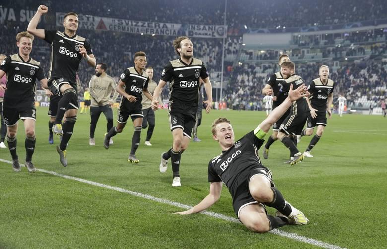 Drużyna za 55 mln euro wygra Ligę Mistrzów? Oto skład Ajaksu Amsterdam