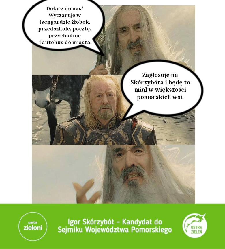 Wybory Samorządowe 2018 Plakaty Wyborcze że Boki Zrywać
