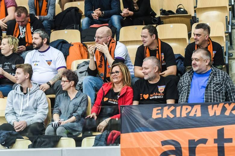 Bydgoskie koszykarki przegrały we własnej hali z Pszczółką Polskim Cukrem Lublin 72:76 w kolejnym meczu Energa Basket Ligi Kobiet. Artego od początku