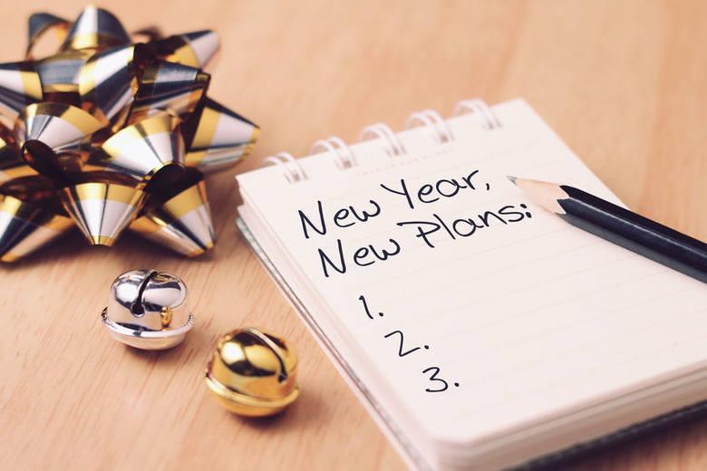 Co roku obiecujemy sobie, że schudniemy, rzucimy palenie, napiszemy magisterkę i zmienimy pracę, jednakże zazwyczaj nic z tego nie wychodzi. Na pocieszenie
